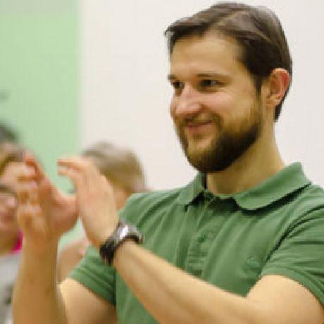 Zdjęcie profilowe Damian Kapturski PT, MSc, IPNFA Instr.